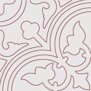 eros Alhambra Rojo 25x25