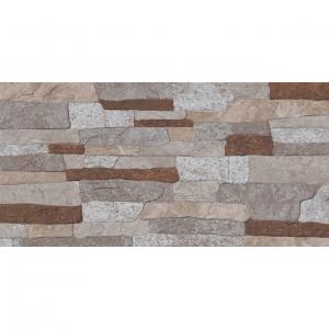 Keros Adobe Gris 23x46 Πλακάκι Απομίμηση Πέτρας