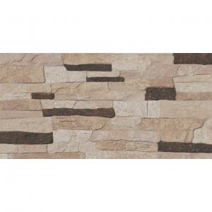 Πλακάκι Πέτρα Keros Adobe Ocre 23x46