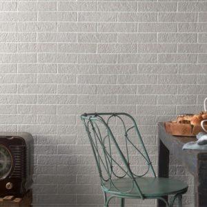 Keros Brick Blanco Πλακάκι Τούβλο Λευκό