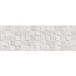 Keros Cartago Cubik Gris 25x75