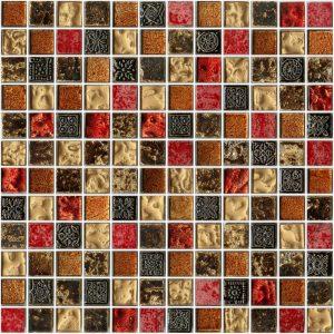 Keros Mosaico Mix Red