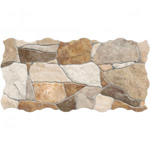 Keros Piedra Mix 23x46 Πλακάκι Πέτρα