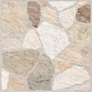 Πλακάκι Γρανίτη Εξωτερικού Χώρου Keros Toledo Beige 33x33