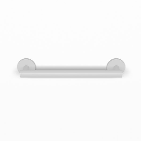 Langberger 21108-56A White Matt - Λαβη λουτρου / πετσετοκρεμαστρα