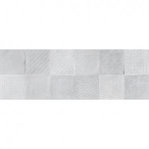 Madox Square Bianco 30x90