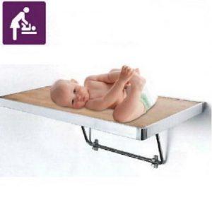 Manual Table – Πάγκος τοίχου ανακλινόμενος