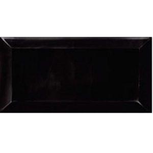 Metro Bizoute Black 10×20 – Πλακάκι μπάνιου & κουζίνας