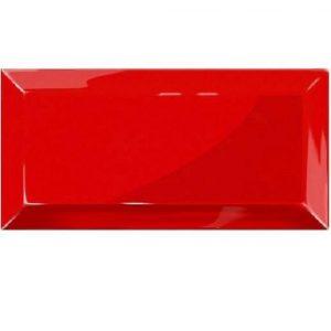Metro Bizoute Red 10×20 – Πλακάκι μπάνιου & κουζίνας