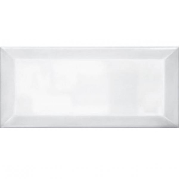 Metro Bizoute White 10x20 - Πλακάκι μπάνιου & κουζίνας