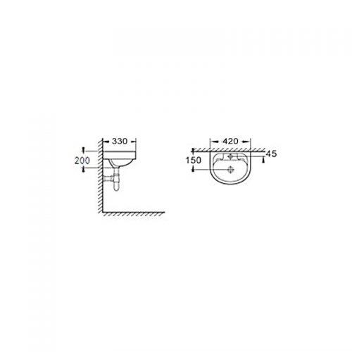 Minion 0611 διαστάσεις