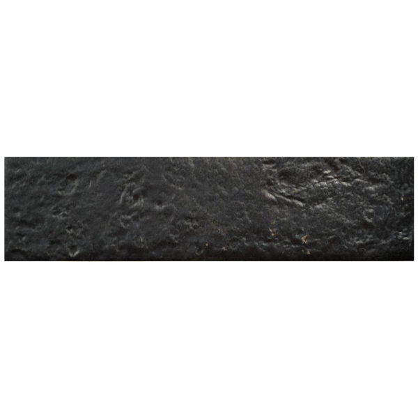 Nashvile Black 7x28 Πλακάκι Τούβλο Μαύρο