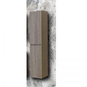 Κρεμαστή Στήλη Μπάνιου Omega Grey Oak