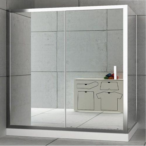 Orabella Energy Mirror Με Side Panel