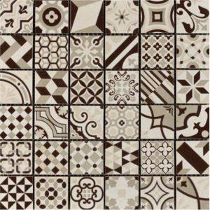 Ψηφίδα Patch Mosaic Beige