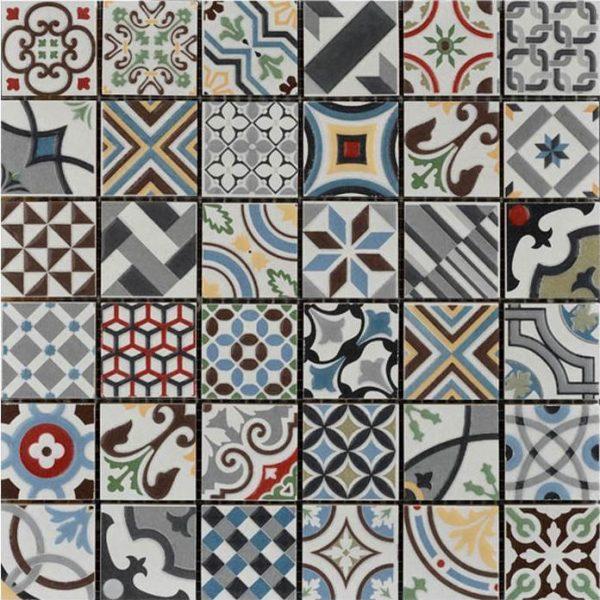 Ψηφίδα Patch Mosaic Colour