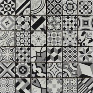 Ψηφίδα Patch Mosaic Gray