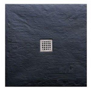 Pietra 80×80 – Τετράγωνη ντουζιέρα πέτρινη