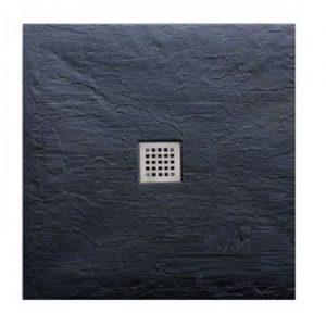 Pietra 90×90 – Τετράγωνη ντουζιέρα πέτρινη