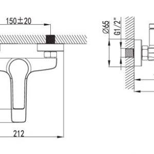 Karag Praxis Andare WNX238073C