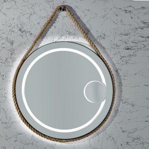 Καθρέπτης Μπάνιου Με Σκοινί Rope 90