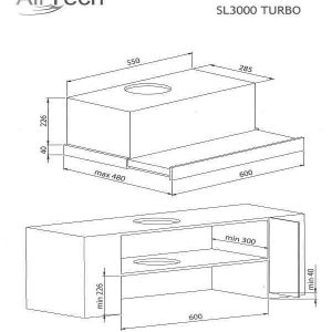 SL 3000 Turbo AirTech