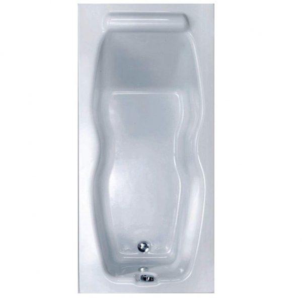 Sanitec Diana Ακρυλική Μπανιέρα Υδρομασάζ