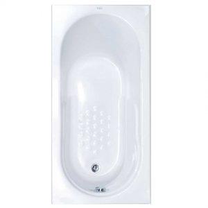 Sanitec Gloria Ακρυλική Μπανιέρα Υδρομασάζ