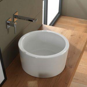 Scarabeo Bucket 8807 Επιτραπέζιος Νιπτήρας