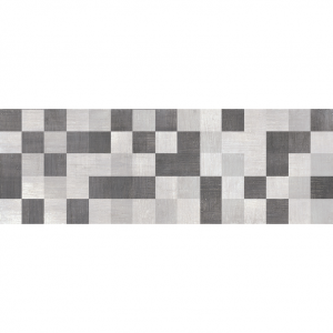 Serdika Cosmos Mosaico Anthracite 20x60