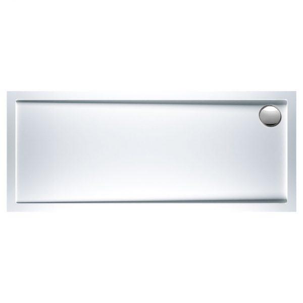 Sirene Extra Flat – Παραλληλόγραμμη ντουζιέρα