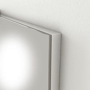Κρεμαστος Καθρεπτης σε Ξυλινη Βαση - Drop 5kpn065mr