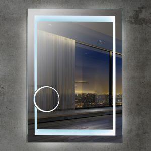 Φωτιζόμενος Καθρέπτης Μπάνιου Led