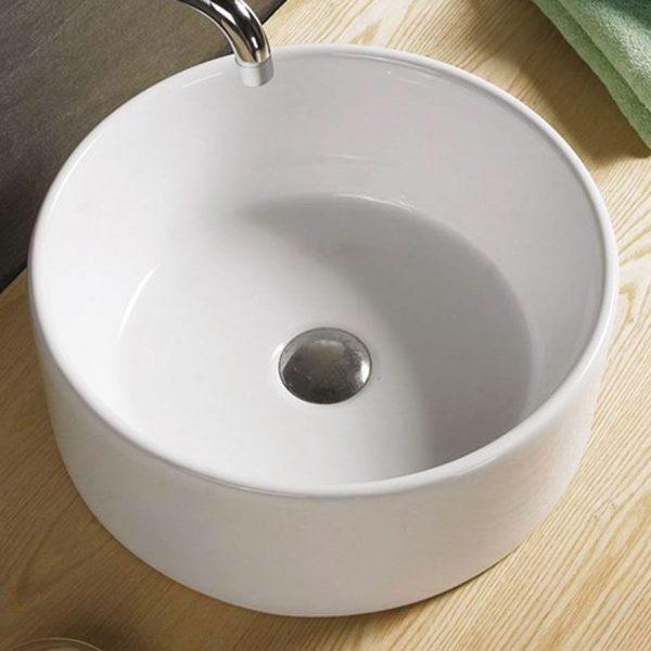 Στρόγγυλος Νιπτήρας Μπάνιου Style 41 x 41