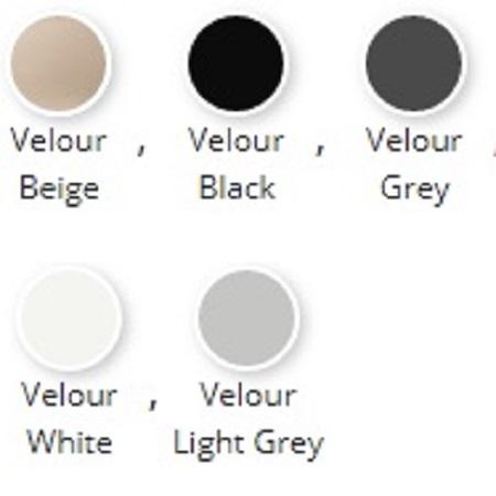 Velour Matte Colours