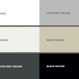 Veloure Matte Colours