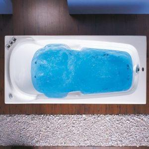Ακρυλική μπανιέρα Acrilan Crete 190 x 90