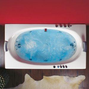 Ακρυλική μπανιέρα Acrilan Milos