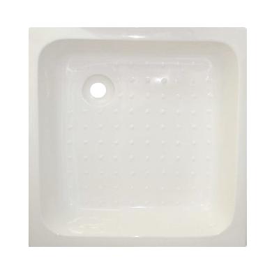 Τετράγωνη ντουζιέρα ακρυλική Acryl