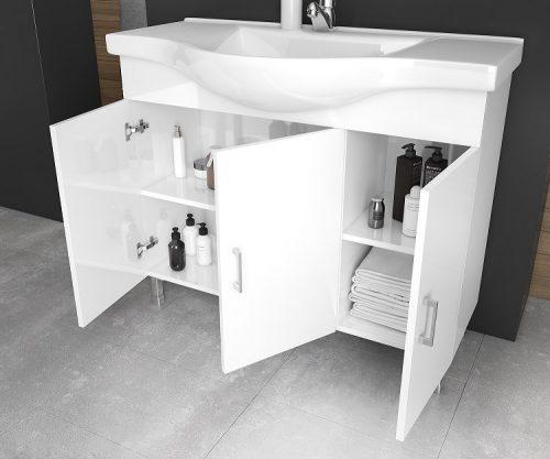 Alba 100 white