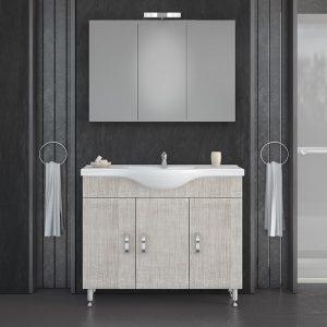 alba  beige new mirror