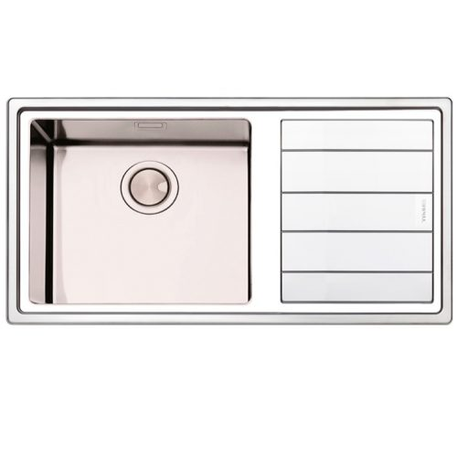 Apell Linear Plus LNP1001 Ανοξείδωτος νεροχύτης κουζίνας