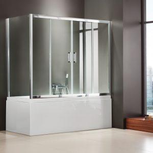 Καμπίνα μπανιέρας Axis Bath Slider SLB2X