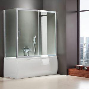 Καμπίνα μπανιέρας Axis Bath Slider SLBX