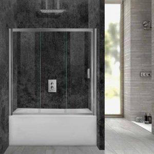 Aquarelle Bathtub 90 Καμπίνα Μπανιέρας