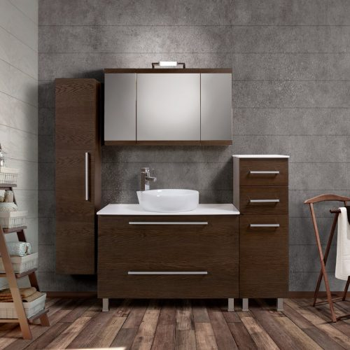 Έπιπλο μπάνιου mdf / κόντρα πλακέ Belinda