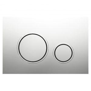 Bocchi Circle P47 Chrome Πλακέτα χειρισμού