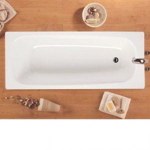 Χαλύβδινη μπανιέρα Gala Fedra