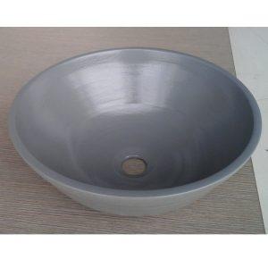 Επιτραπέζιος Νιπτήρας Χειροποίητος Ciment 40