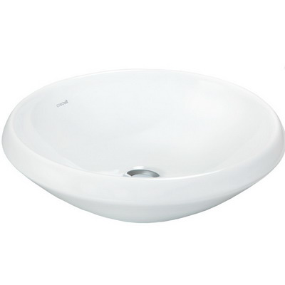 creavit minimal mn επιτραπέζιος νιπτήρας μπάνιου